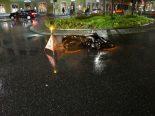 Chur GR - Zwei Unfälle innerhalb einer halben Stunde