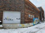 Braunwald GL - Sachbeschädigungen durch Sprayereien