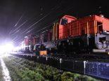 Vilters SG - Fünf Gleisarbeiter bei Arbeitsunfall verletzt