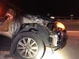 Bilten GL - 21-jähriger Fahrzeuglenker auf A3 verunfallt