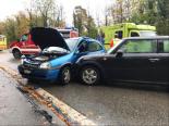 Unfall A18, Reinach BL - Kleinkind bei Frontalkollision verletzt