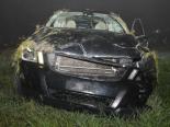 Selbstunfall A1, Rothrist SO - Alkoholisierter Lenker mit Auto mehrfach überschlagen