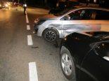 Netstal GL - Verkehrsunfall aufgrund eines Missverständnisses