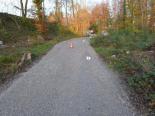 Herrliberg ZH - Velofahrerin nach Unfall verletzt aufgefunden