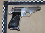 Basel BS - Faustfeuerwaffe sichergestellt