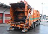 Au SG - Explosionen gefährden Arbeiter der Müllabfuhr