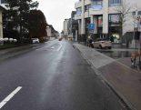 Rapperswil SG - Silbrige Limousine nach Unfall geflohen