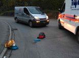 Berneck SG - Kind (12) bei Unfall verletzt