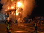 Unfall Galgenen SZ - Mit 169 km/h in Wohnhaus gekracht und verstorben