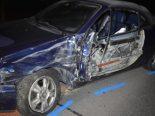 Unfall Willisau LU - Heftiger Crash zwischen Auto und Traktor