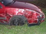 Unfall Suhr AG - Überholmanöver endet in Kollision