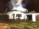 Zufikon AG- Hausbewohnerin bei Brand verstorben