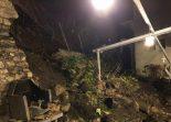 Estavayer-le-Lac FR - Stützmauer eingestürzt