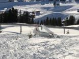Arosa GR - Zwei Schwerverletzte nach versuchter Notlandung von Kleinflugzeug