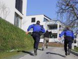 Freiburg - Vier Sprayer in flagranti erwischt