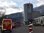 Bonaduz GR - Hoher Sachschaden bei Brand