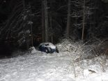 Unfall Ilanz GR - Nach Selbstunfall verstorben