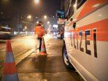 Winterthur ZH - Sechs fahrunfähige Lenker aus dem Verkehr gezogen