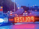 Unfall Luzern LU - Kollision zwischen Auto und Sattelmotorfahrzeug
