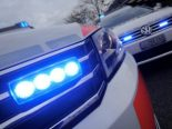 Balgach SG - Mann (34) mit Waffe löst Polizeieinsatz aus