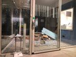 Schwarzenbach SG - Bankautomat aufgesprengt
