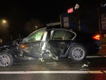 Unfall A1, Wettingen AG - Neulenker (19) quer über Fahrbahn geschleudert