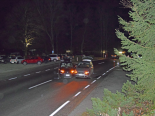 Unfall Stein AR - Zwei Autos auf Hauptstrasse kollidiert