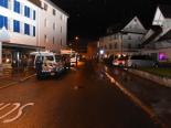 Rheineck SG – Fussgängerin (25) nach Unfall mit Auto verletzt