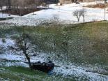 Unfall Mels SG - Lenker (21) und Beifahrer (19) mehrmals mit Auto überschlagen