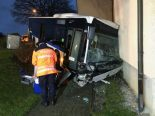 Heftiger Busunfall in Adlikon ZH