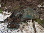 Urnäsch AR - Aufmerksamer Passant verhindert Schlimmeres