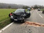 Wangen an der Aare BE - Zwei Unfälle am Morgen