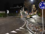 Unfall Wil SG – Fussgänger von Auto zu Boden geschleudert