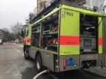 Zürich ZH - Einsatz nach grösserem Gasaustritt auf Baustelle