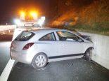Hünenberg ZG - Mehrere Unfälle auf der Autobahn