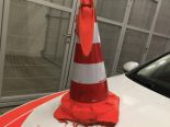 Zug - Nach Verkehrsunfall Fahrverbot missachtet