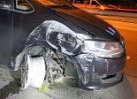 Selbstunfall in Emmen LU - Flüchtiger Lenker von Polizeihund aufgespürt