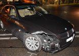 Gossau SG - Autofahrer (27) rammt bei Selbstunfall Verkehrsschilder