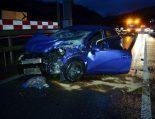 Unfall Nenzlingen BL - Nach Frontalkollision schwer verletzt