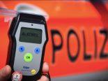 Beckenried NW - Alkoholisierter Lieferwagenfahrer auf A2 unterwegs