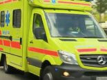 Zürich ZH - Mann durch Stichwaffe schwer verletzt