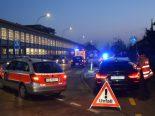 Unfall Bettlach SO - Auto erfasst Bub auf Zebrastreifen