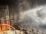 Reinach BL- Dachstockbrand in Einfamilienhaus