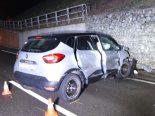 Eggersriet SG - 18-Jähriger stiehlt Auto und verursacht Unfall