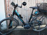 Chur GR - E-Bikerin bei Unfall verletzt