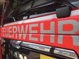 Hauptbahnhof Solothurn - Raucherware löste Brand aus