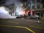 Freiburg - Brand in öffentlicher Gaststätte