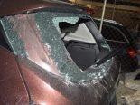 Herisau AR - Mehrere Fahrzeugaufbrüche
