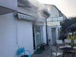 Pfeffingen BL - Küchenbrand durch erhitztes Öl