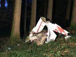 Schongau LU - Mann stirbt bei Absturz eines Kleinflugzeuges